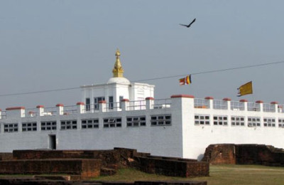 Mayadevi Temple of Lumbini,Nepal